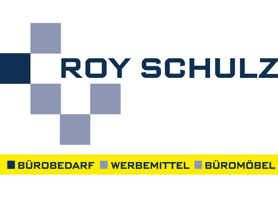 Bürobedarf logo  Bürobedarf, Werbemittel und Büromöbel - Roy Schulz GmbH Berlin