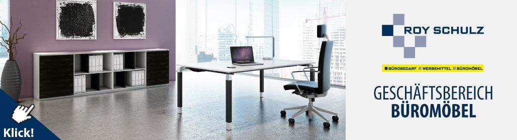 Bürobedarf, Werbemittel und Büromöbel - Roy Schulz GmbH Berlin